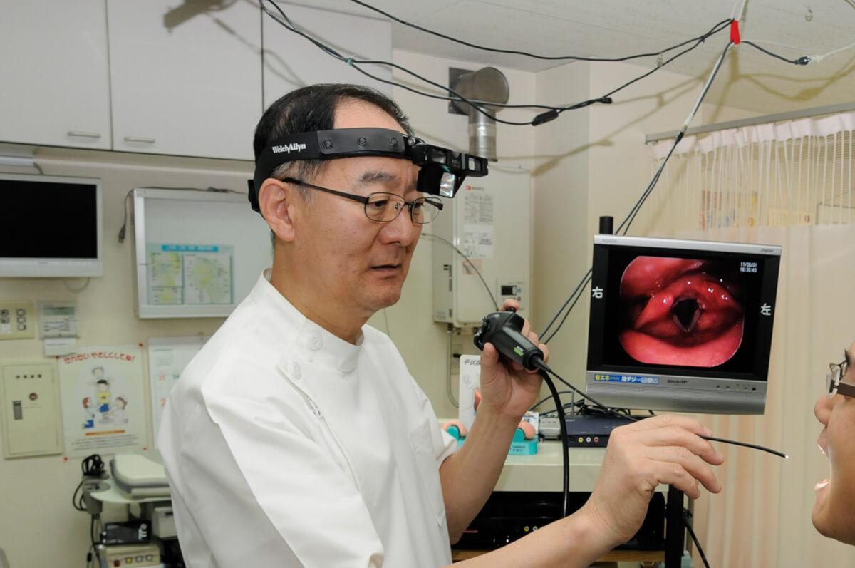 耳鼻 咽喉 クリニック いとう 科